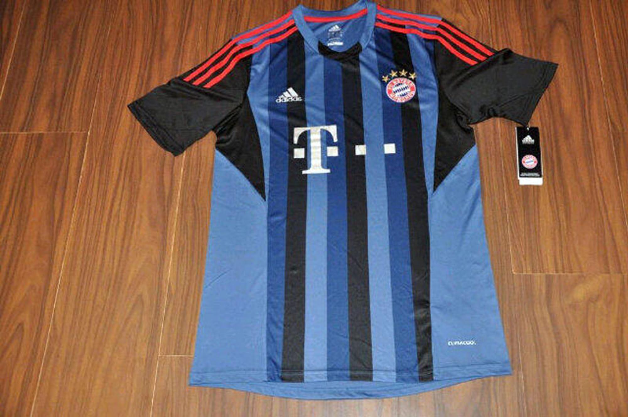 01c60cbb3bed Neues Heimtrikot des FC Bayern München 2013 2014  So steht es den ...