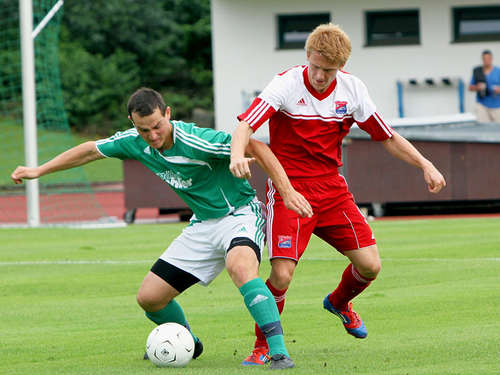Bichlers Debüt in Hachings U23