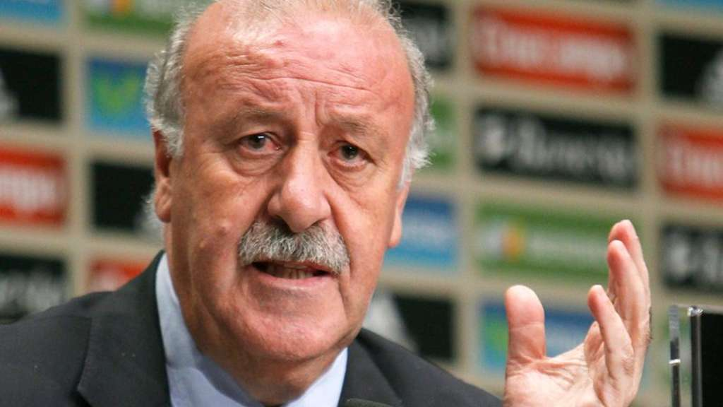 Vicente Del Bosque glaubt an seine Nationalspieler