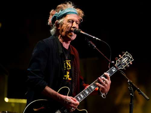 Keith Richards mag keine iPods