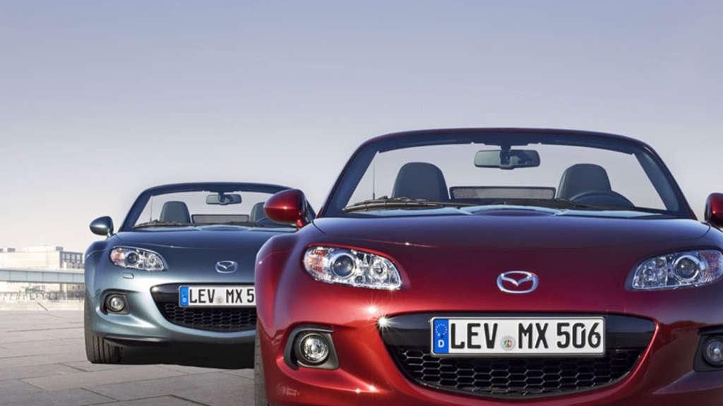 Mazda Mazda Mx 5 Hat Neuen Weltrekord Im Visier Auto