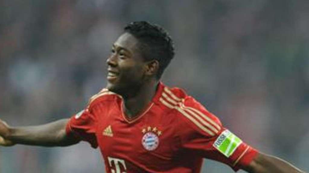 Fc Bayern Munchen David Alaba Will Ins Mittelfeld Fc Bayern