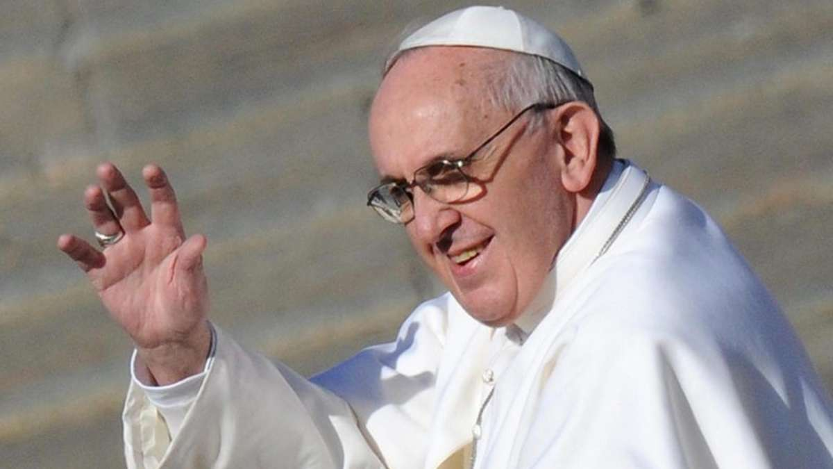 Papst Erlaubt Fluchen