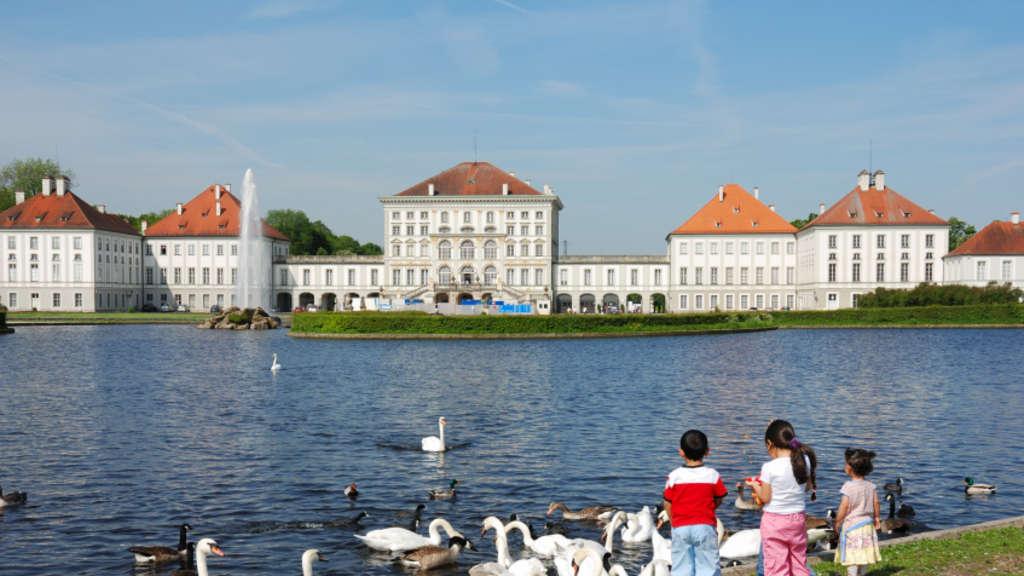 München Mit Kindern Ausflugstipps Bei Regen Und Sonnenschein Welt