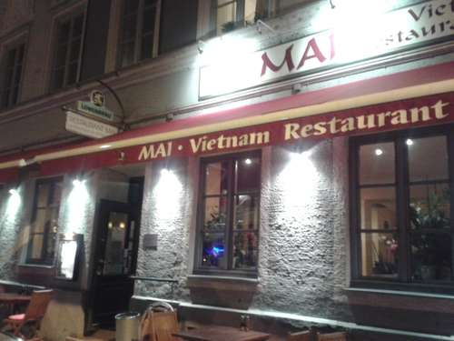 tz-Check: Restaurant Mai