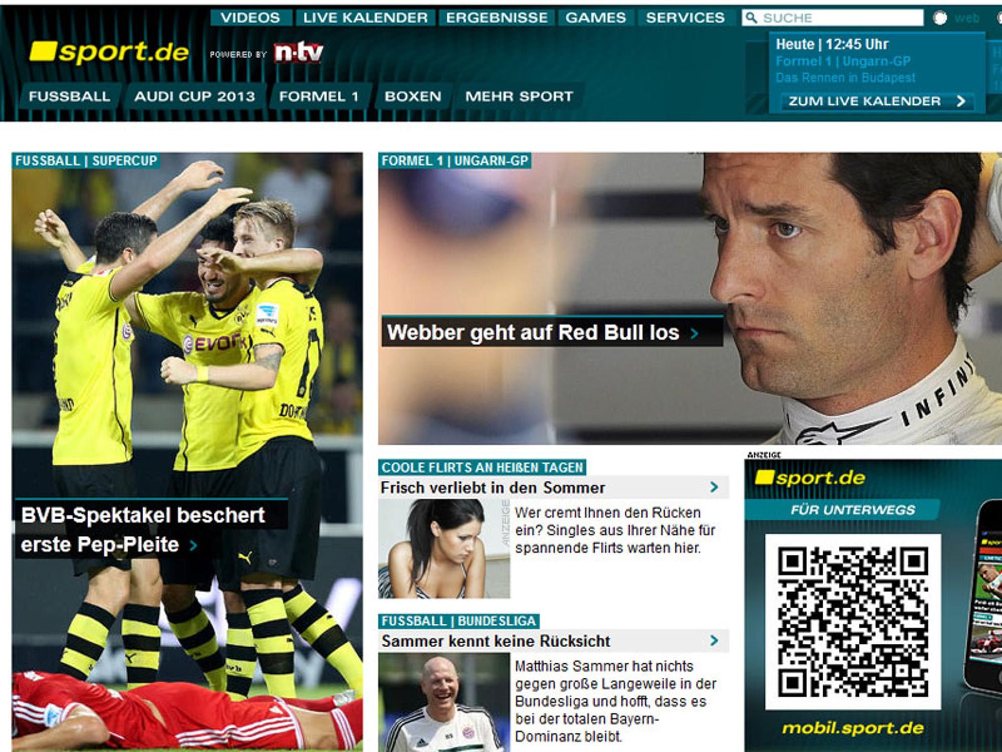 Pep Guardiola Ohrfeige für Thiago Alcantara beim Supercup gegen