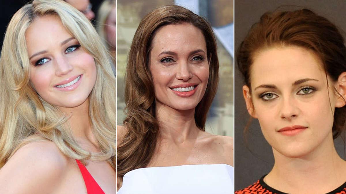 Hollywood Stars Weiblich Liste