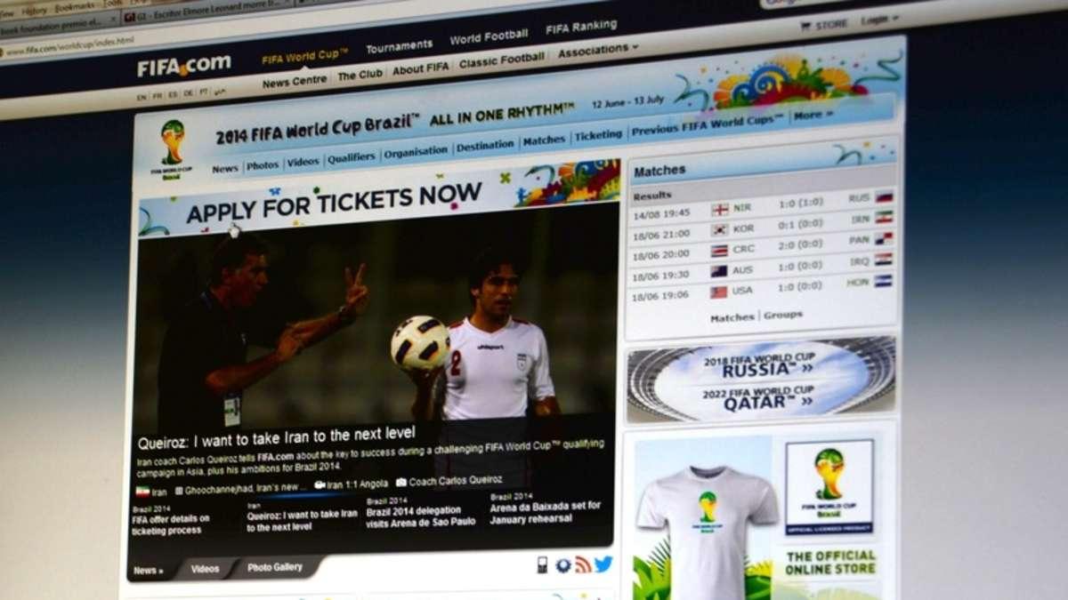 Ticket Nach Brasilien