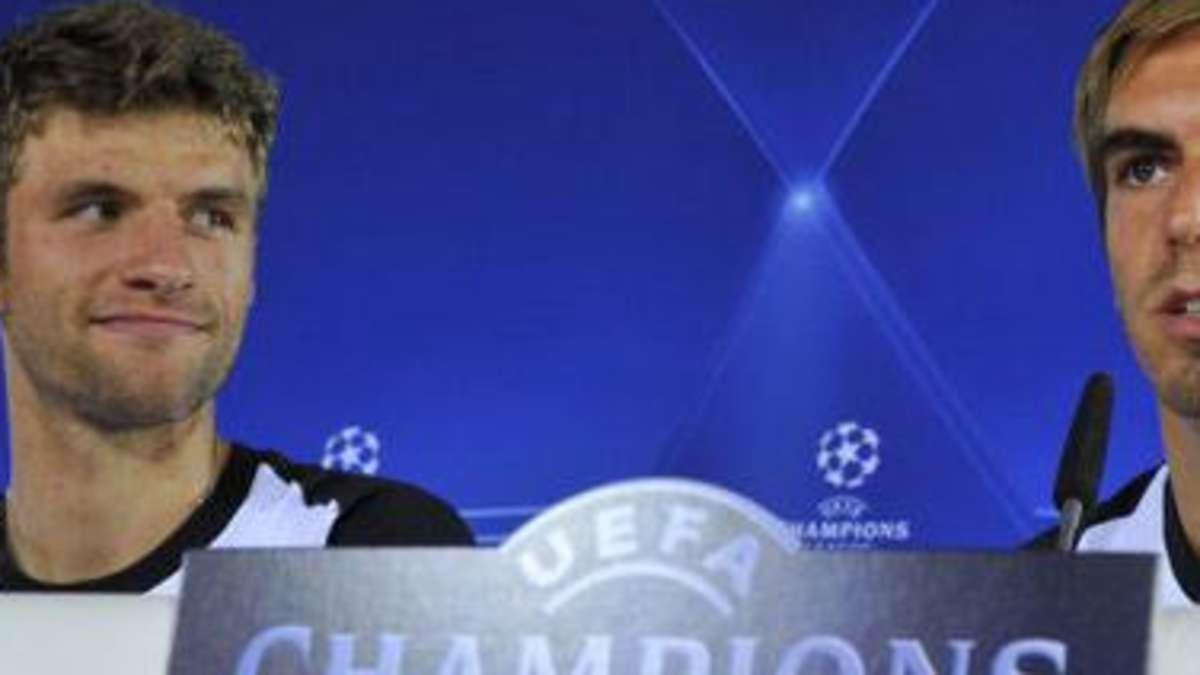 Gruppenauslosung Champions League