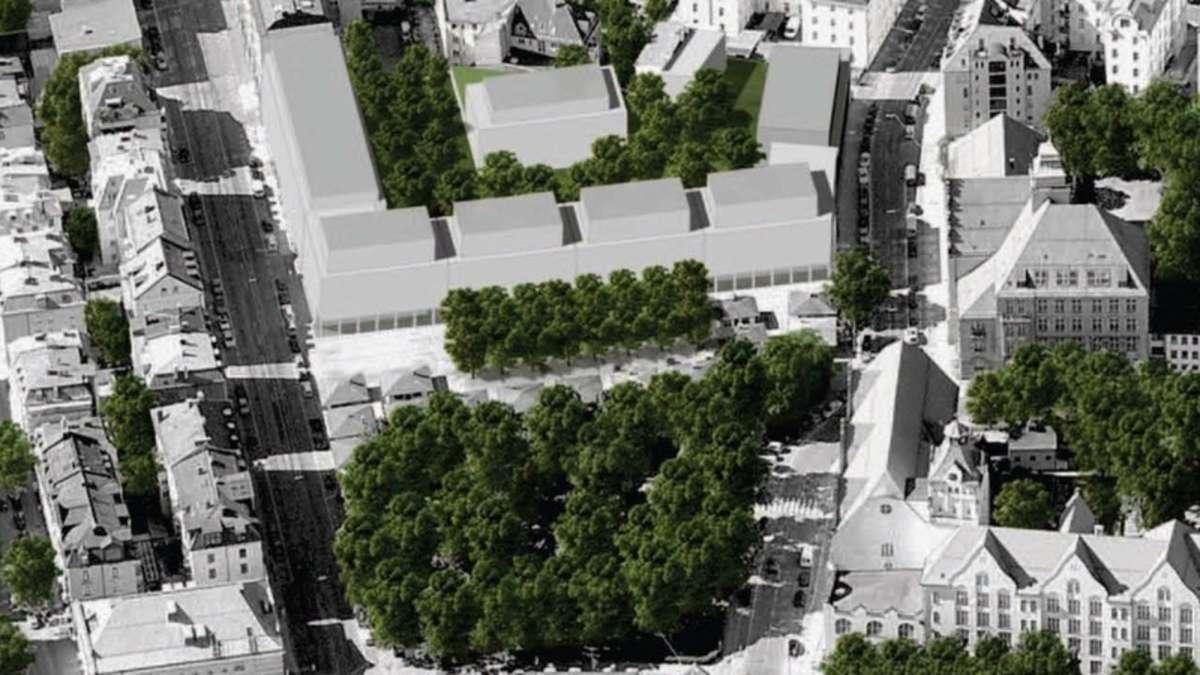 200 neue wohnungen am elisabethplatz stadt. Black Bedroom Furniture Sets. Home Design Ideas