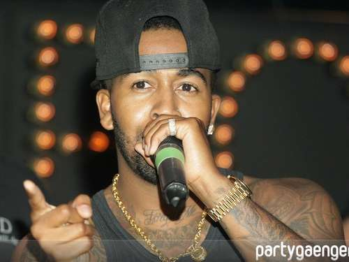 Golden Room - Omarion Live on Stage am 26.10.2013
