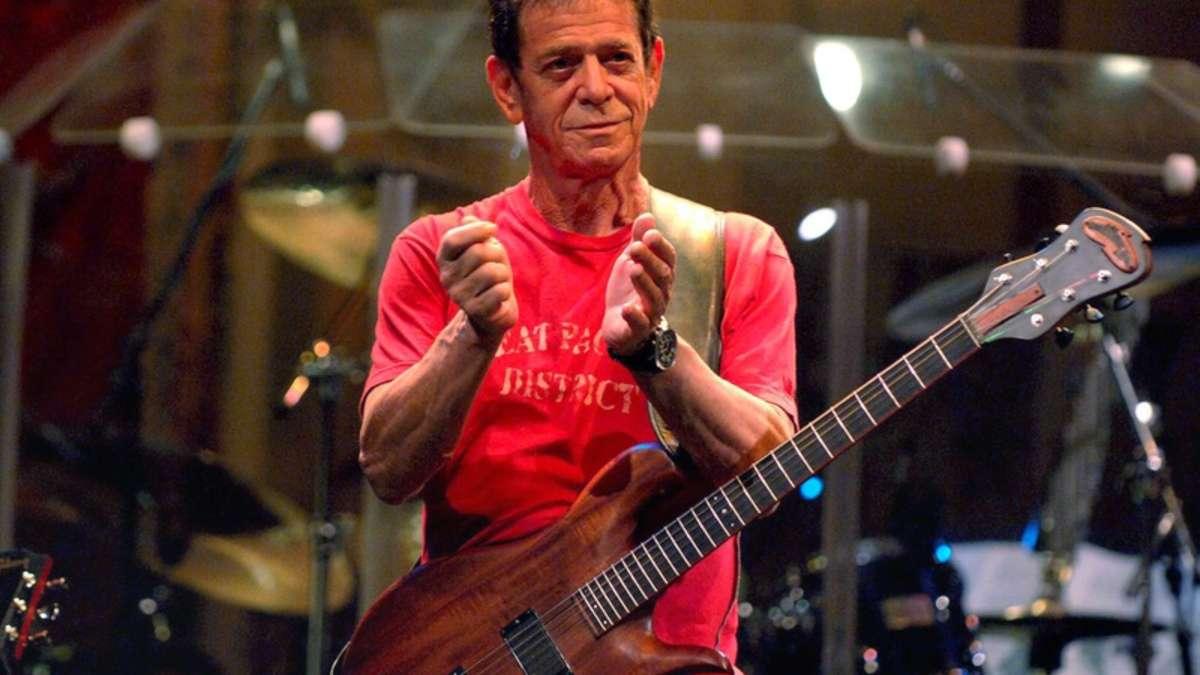 Us Musiker Lou Kreuzworträtsel