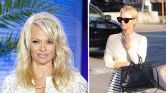 Ex Baywatch Star Pamela Anderson Hat Jetzt Kurze Haare Stars