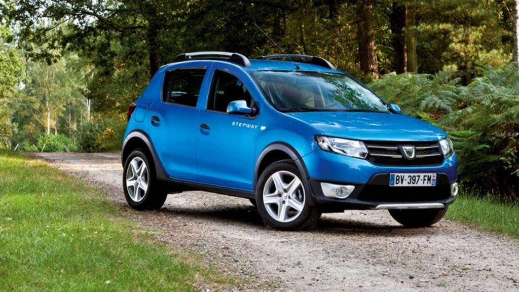 dacia sandero stepway im test robust spartanisch g nstig auto. Black Bedroom Furniture Sets. Home Design Ideas