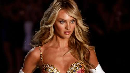 Die sexy Engel der Victoria&#39s Secret Fashion Show