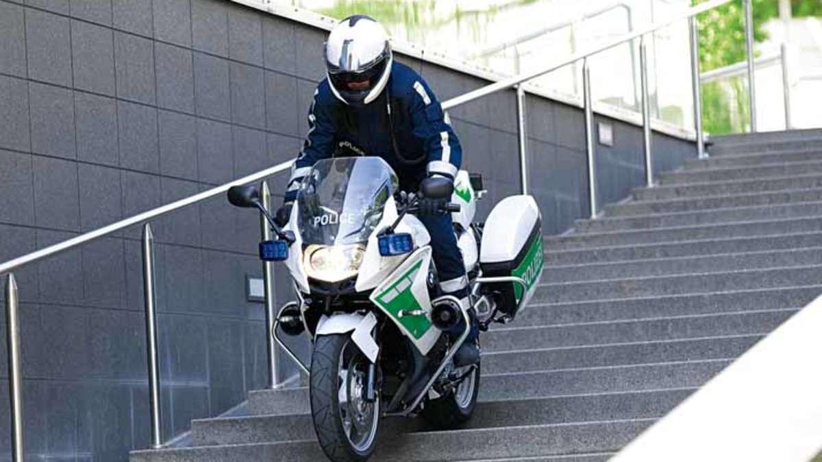 polizei motorrad spiele