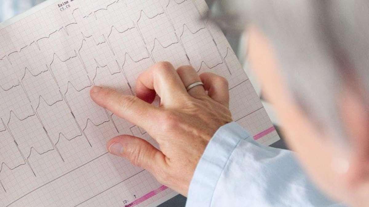 herzschwäche - herzinsuffizienz: symptome und fakten | gesundheit
