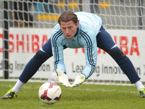 DFB-Training in London