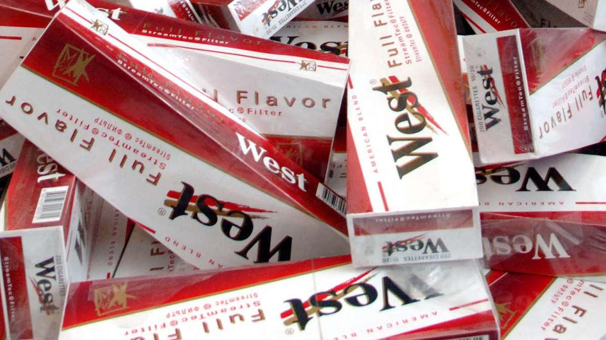 Einfuhr Von Zigaretten Aus Polen