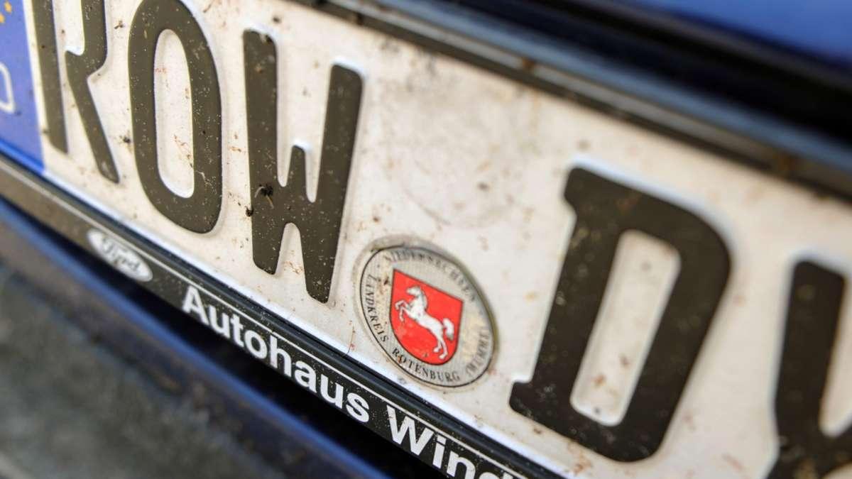 Besondere Kfz-Kennzeichen mit persönlicher Note | Auto
