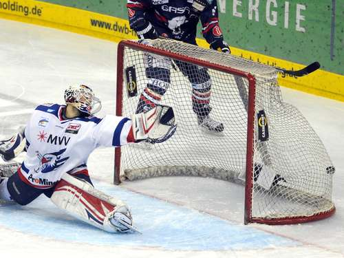 2014 startet die Eishockey Champions League