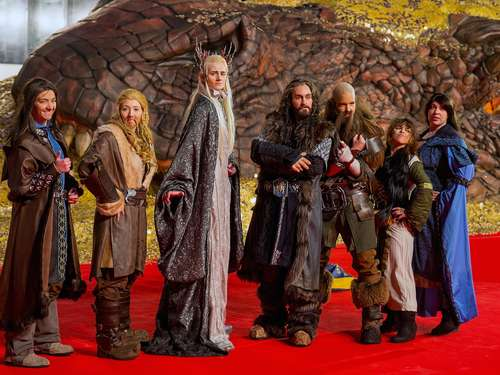 Hobbit-Premiere in Berlin