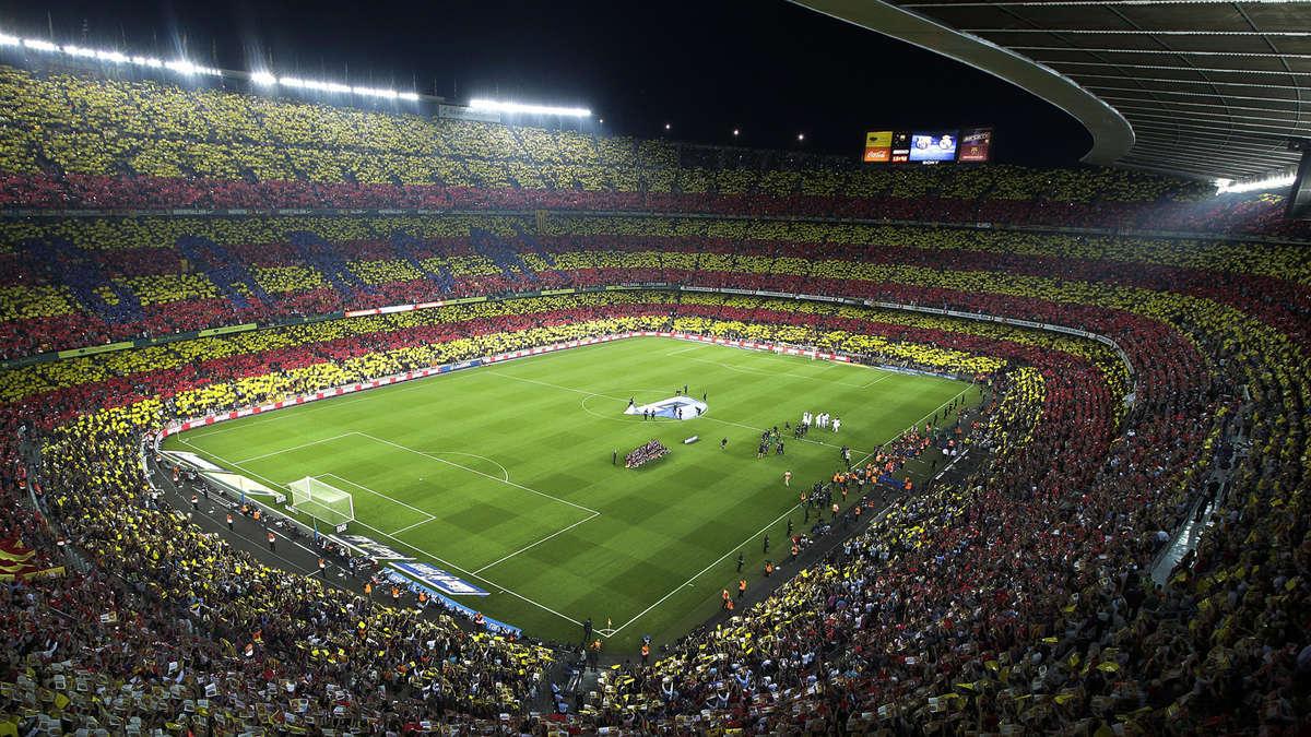 Barcelona Stadion