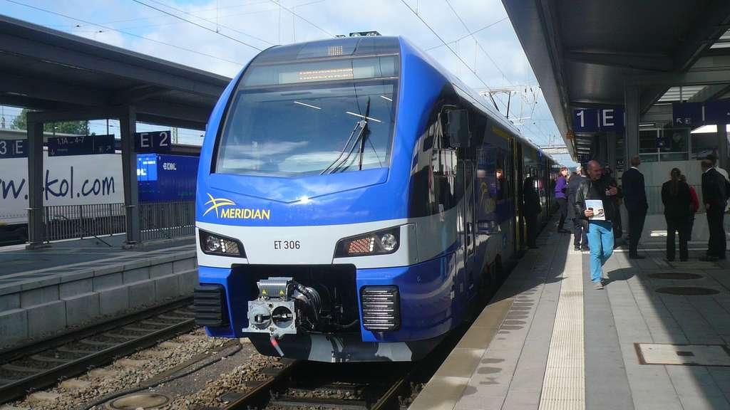 Meridian übernimmt In Bob Strecken In Bayern Jetzt Beginnt