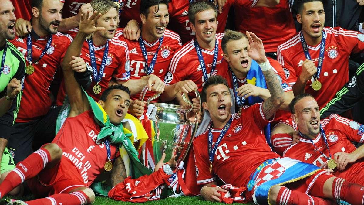 Fussball Fc Bayern
