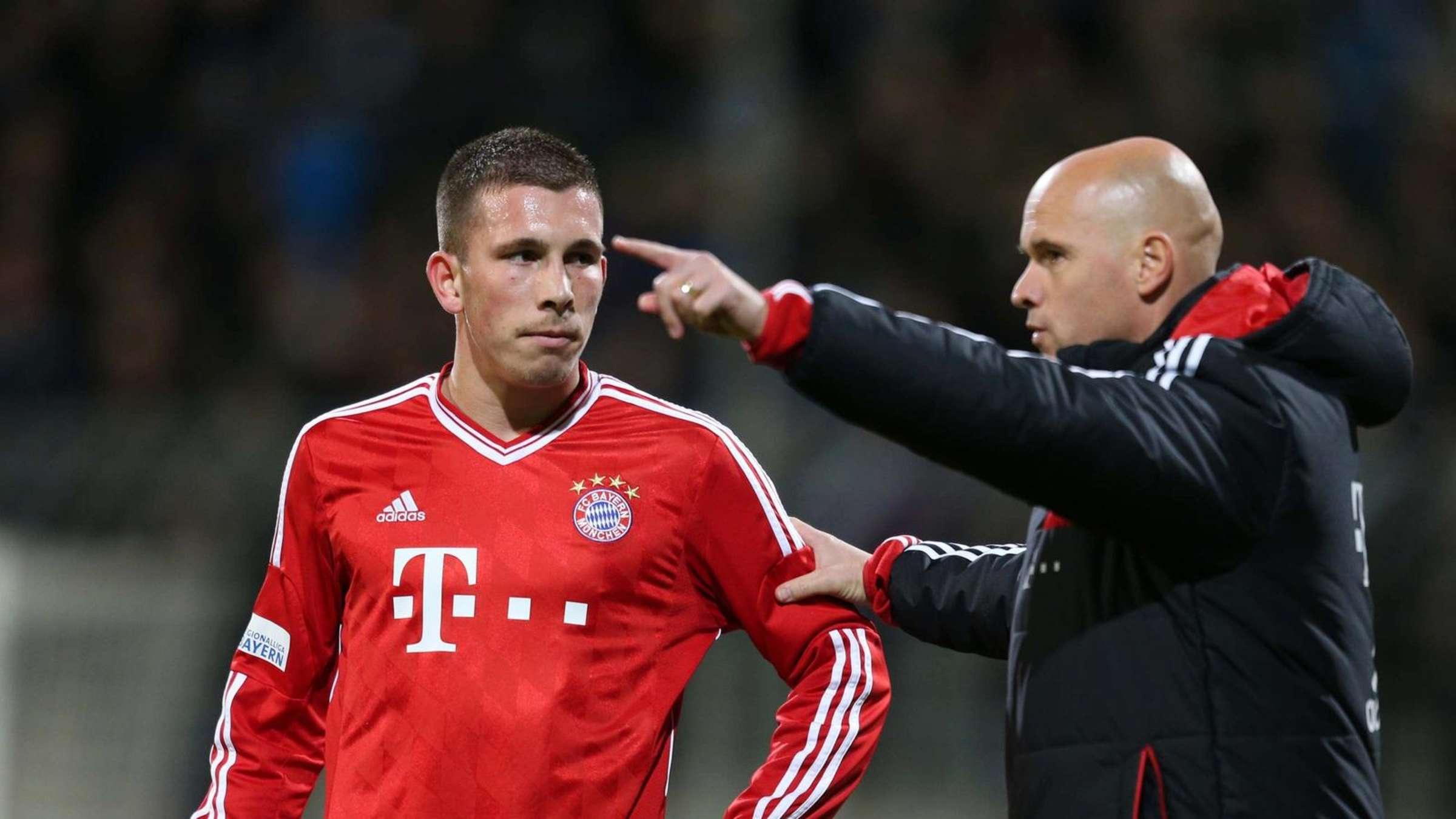 Erik ten Hag über die Zukunft der Reservespieler des FC Bayern ...