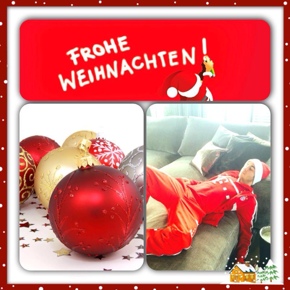 Weihnachtsbilder Facebook Posten.Sport Stars Posten Ihre Weihnachtsfotos Mehr Sport