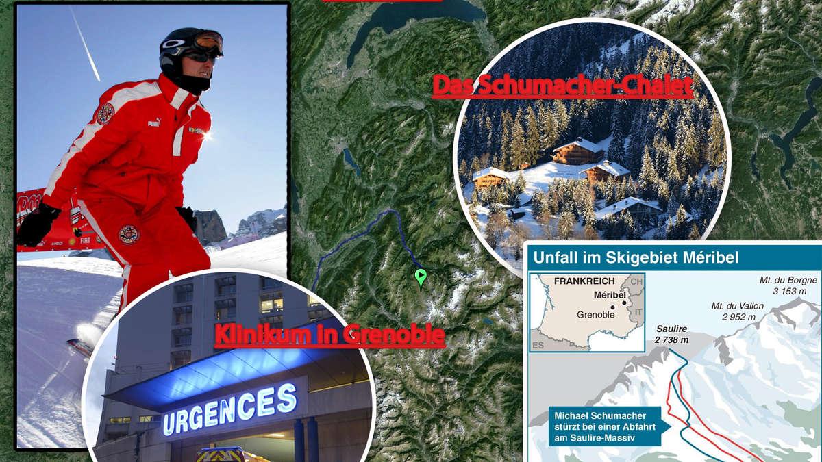 Michael Schumacher Nach Dem Unfall