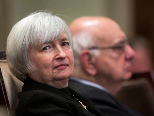 Janet Yellen wird Chefin der US-Notenbank Fed