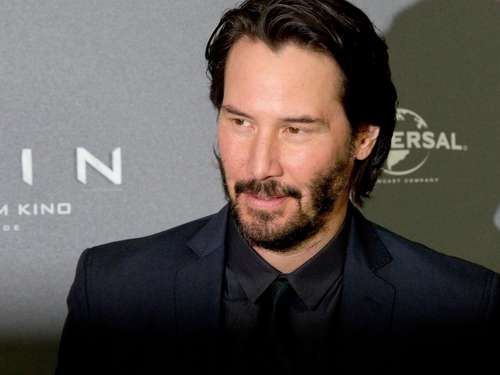 Video: Keanu Reeves der coolste Hollywood-Star