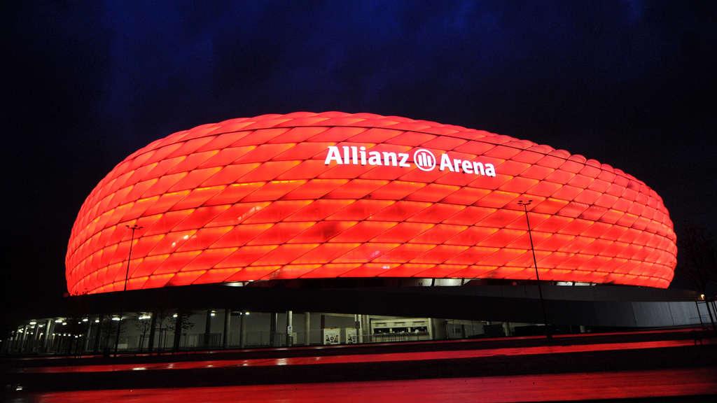 Fc Bayern Munchen So Kommen Sie An Tickets Fur Die Allianz Arena
