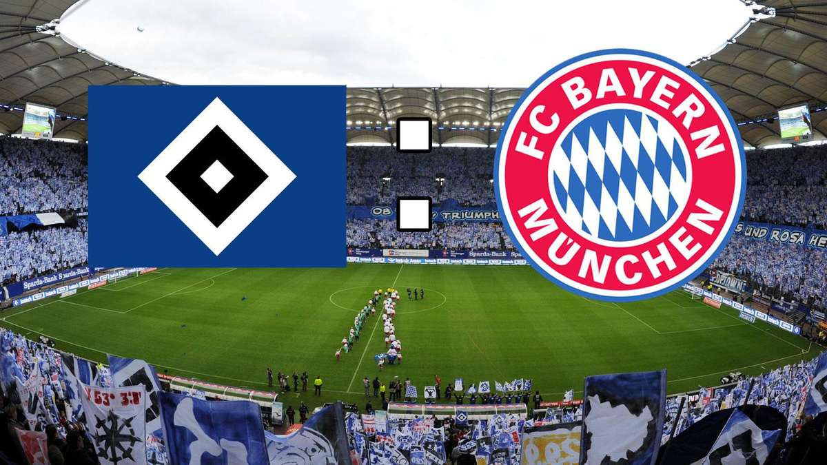 Hsv Bayern Pokal