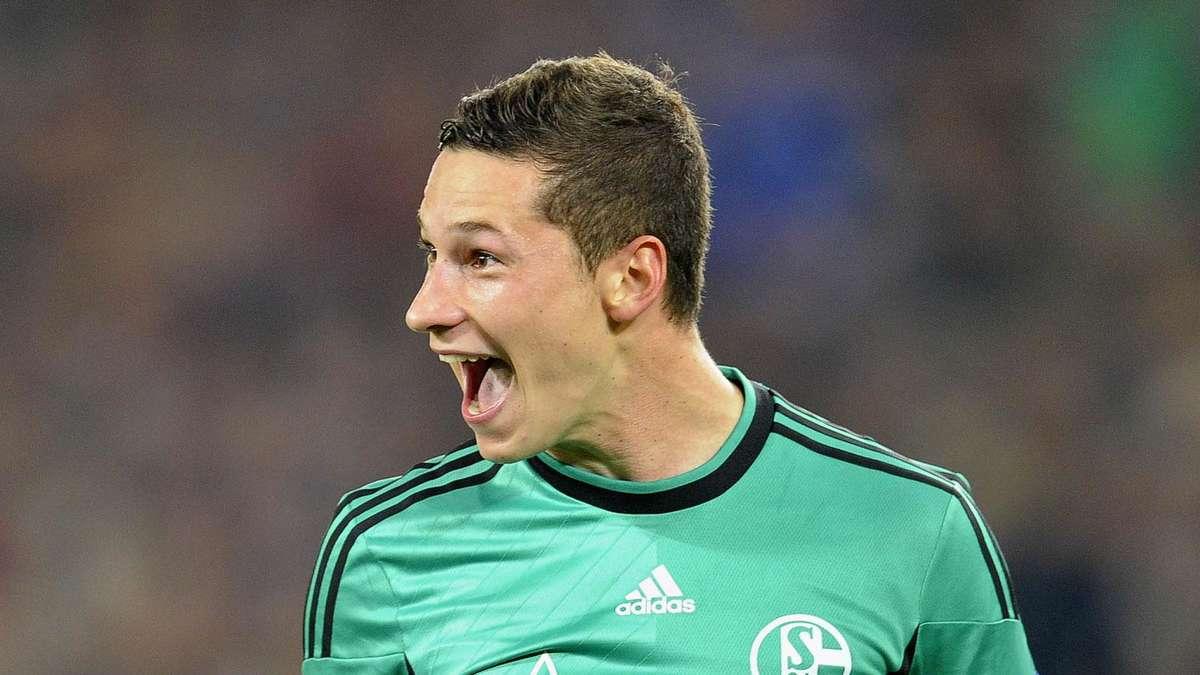 Julian Draxler Fc Bayern