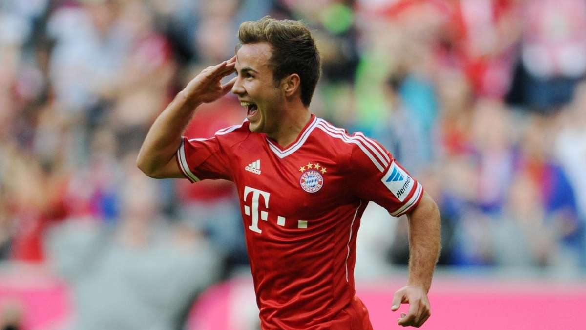 Götze Zu Bayern