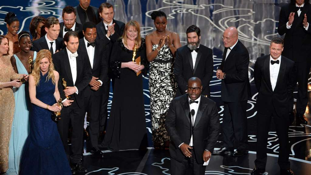 Oscars 2014 Sklavendrama 12 Years A Slave Als Bester Film