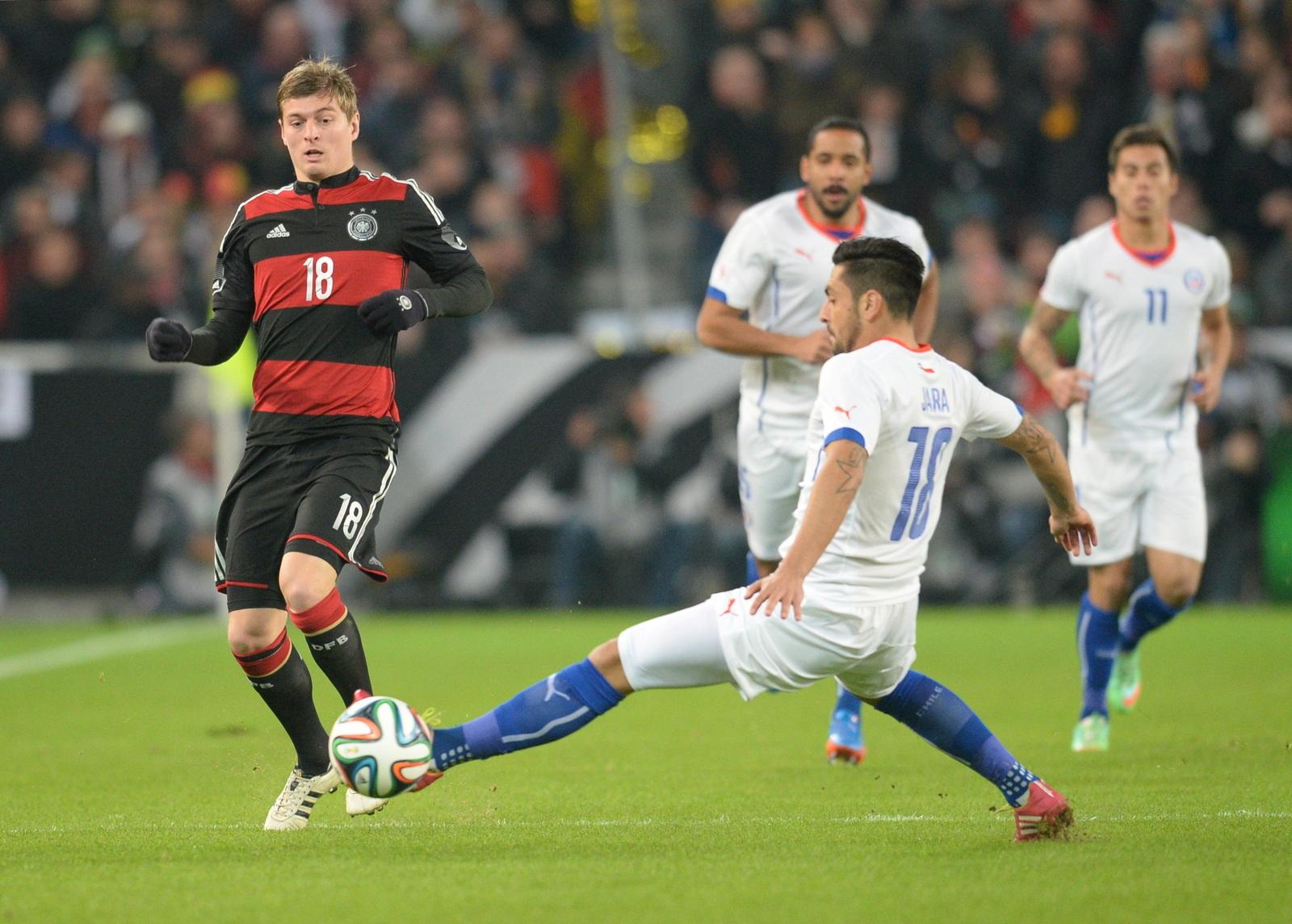Chile Gegen Deutschland