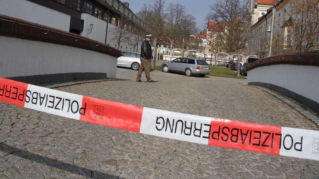 Bombenwarnung München