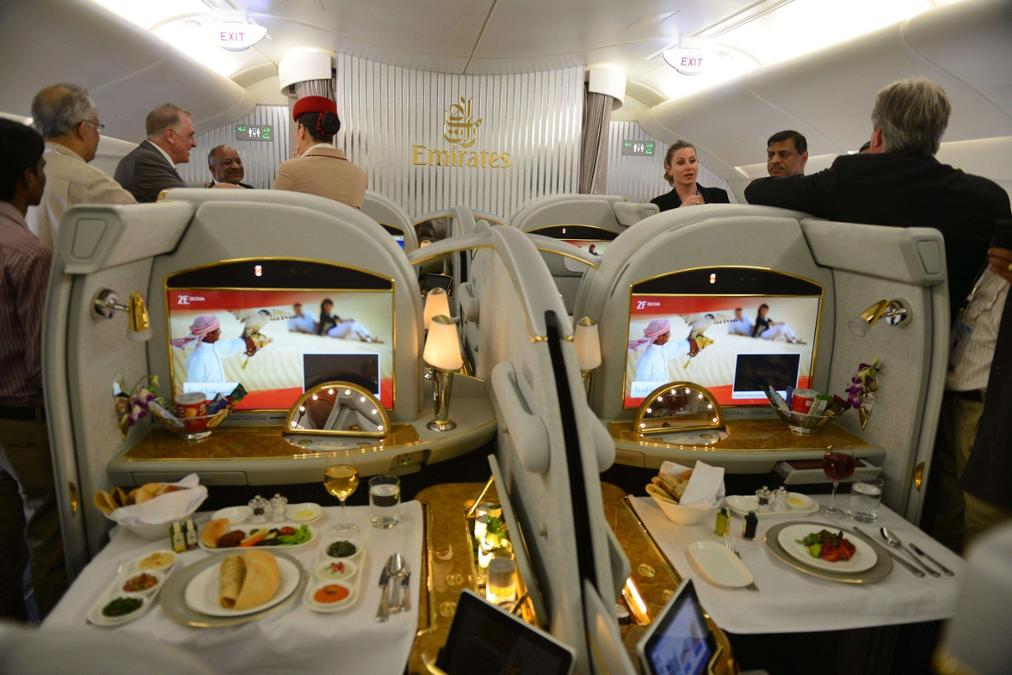 Emirates Bordprogramm