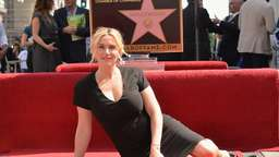 "Kate Winslet auf ""Walk of Fame"" verewigt"