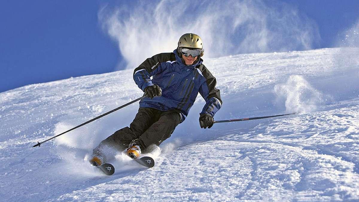 Tipps zum skifahren im frühjahr outdoor