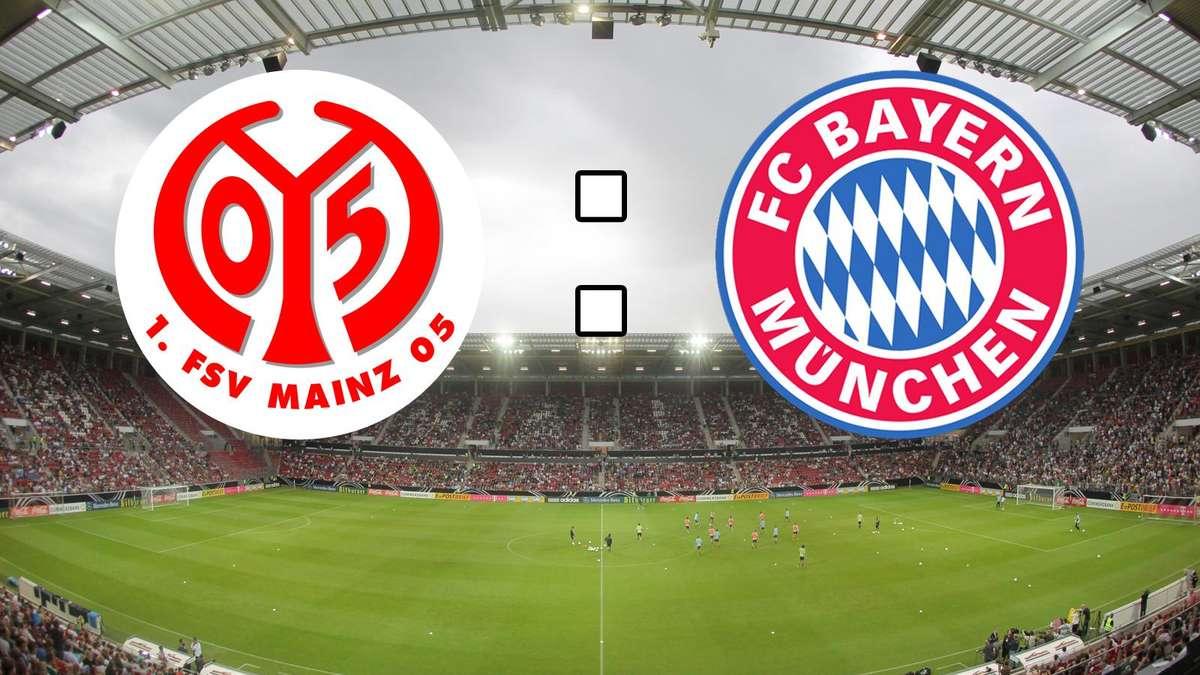 Mainz 05 Gegen Bayern MГјnchen