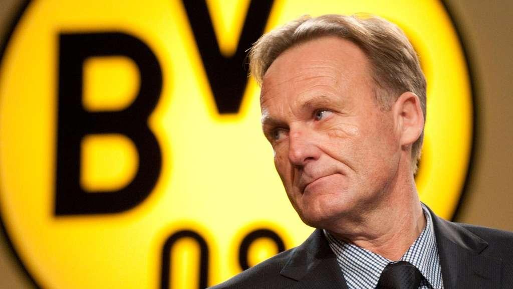 Fc Bayern Und Borussia Dortmund Im Streit Hans Joachim Watzke Legt