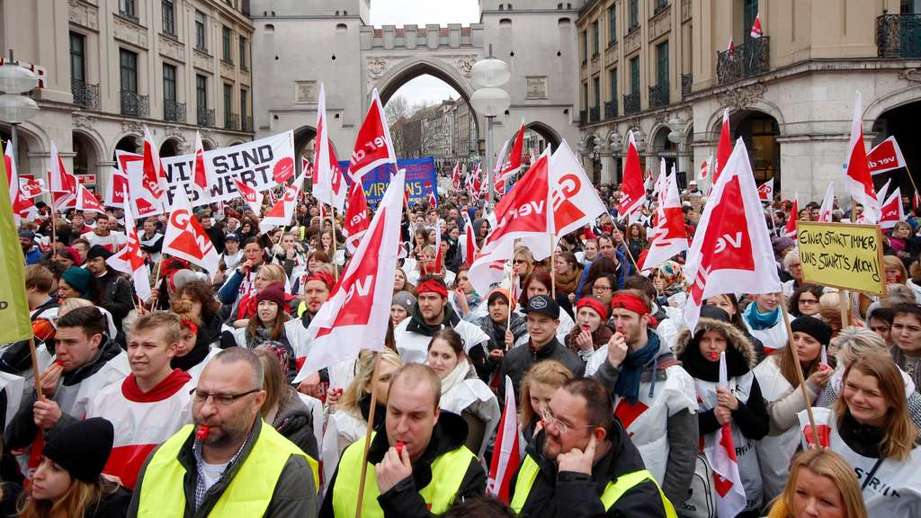 Germania Streik