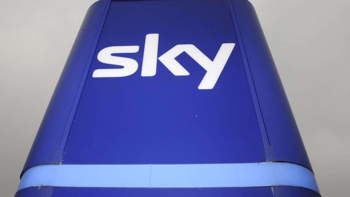 Sky Go Störung