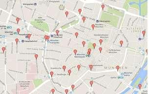 wlan karte deutschland München: kostenlose Wlan Hotspot Standorte von Landeshauptstadt