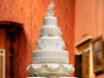 Dieses Stuck Hochzeitstorte Ist Koniglich Stars